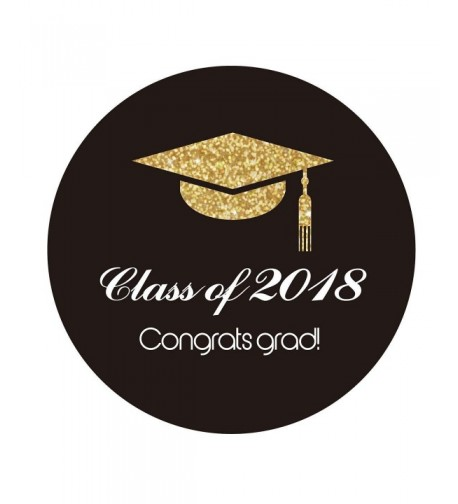 40 Pack Graduation Stickers Congrats Sticker