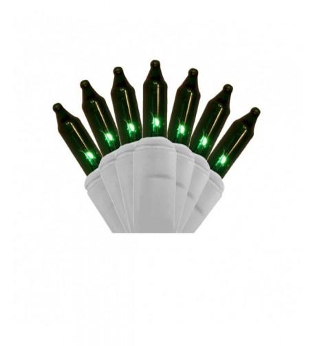 Holiday Essentials Ultra Brite Green Lights
