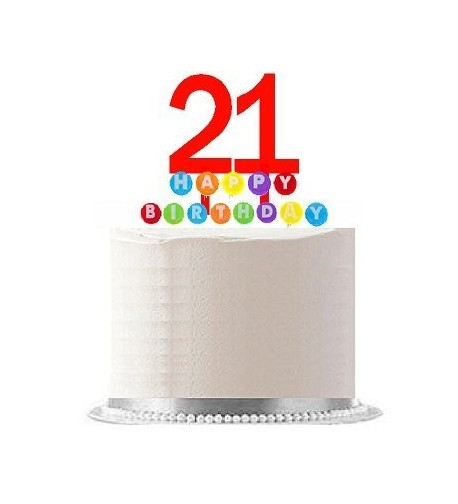 Item 021WCD Birthday Rainbow Decoration