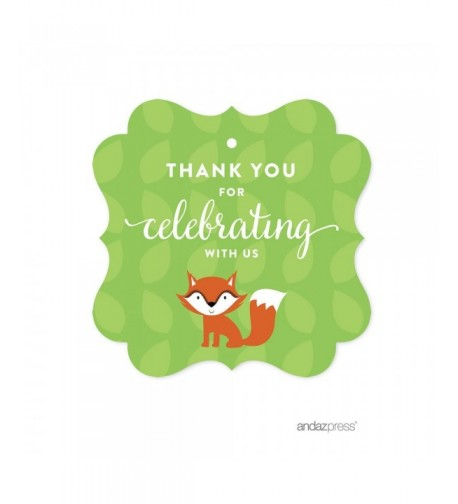 Andaz Press Woodland Collection Celebrating