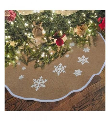 PartyTalk Christmas Snowflake Decorations Ornament