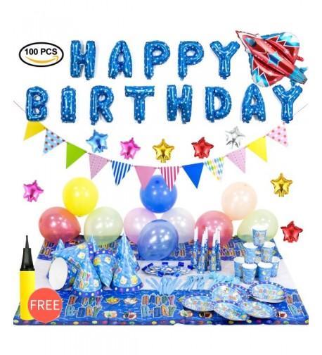 miabing Birthday Supplies Decorations decorations