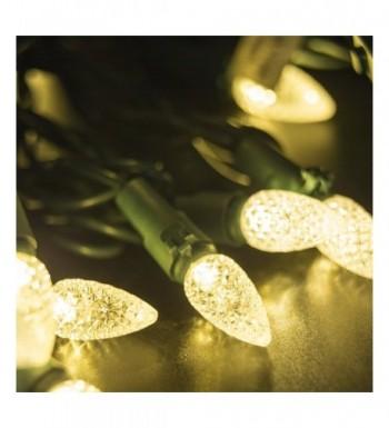 Trendy Outdoor String Lights