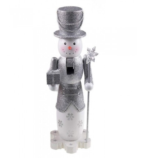 Nutcracker Clever Creations Snowflake Collection