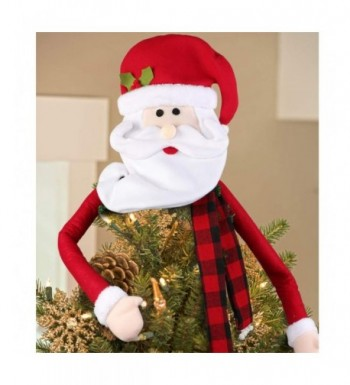 Aparty4u Christmas Topper Hugger Decorations