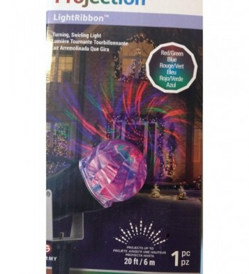 Gemmy Light Ribbon Laser Projector