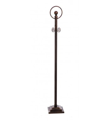 Evergreen Bronze Finish Decor Stand