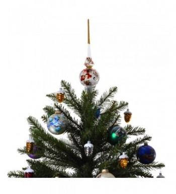 Designer Christmas Tree Toppers