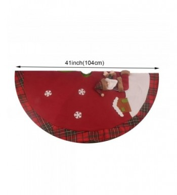 Latest Christmas Tree Skirts On Sale