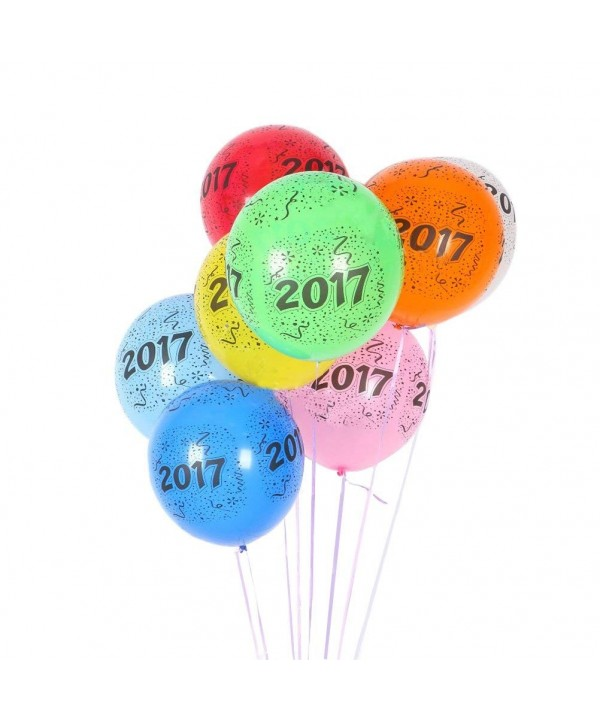 BESTOYARD Balloons Graduation Birthday Supplies