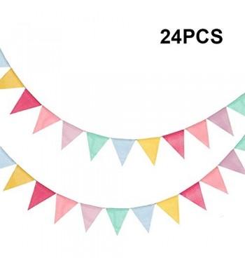 First Kitchen Colorful Decoration Wedding 24PCS