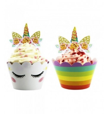 Yippee Unicorn Wrappers Unicorn Themed Birthday