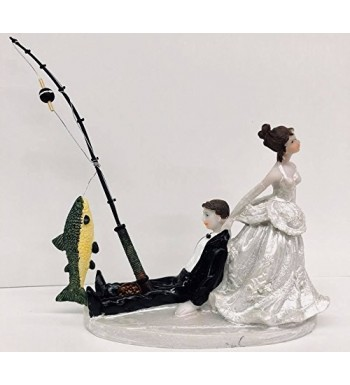 Wedding Comical Pulling Holding Decoration