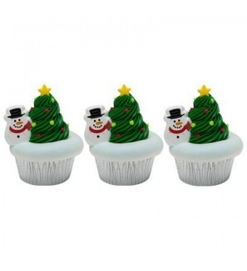 Family Christmas Cake Decorations On Sale