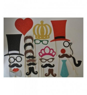 Designer Valentine's Day Party Photobooth Props for Sale