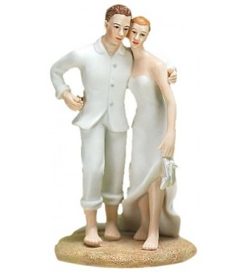 Weddingstar Bride Groom Cake Topper