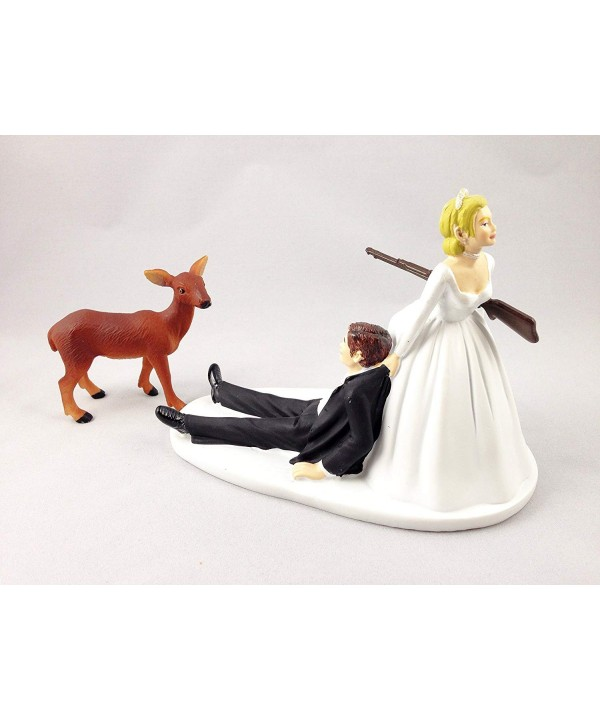 Deer Hunting Groom Hunted Bride
