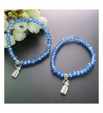 Shower Stretchy Crystal bracelet favors