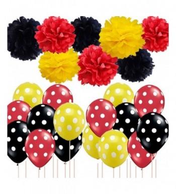 Supplies Balloons Ladybug Birthday Wedding