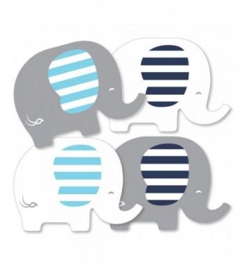 Blue Elephant Decorations Birthday Essentials