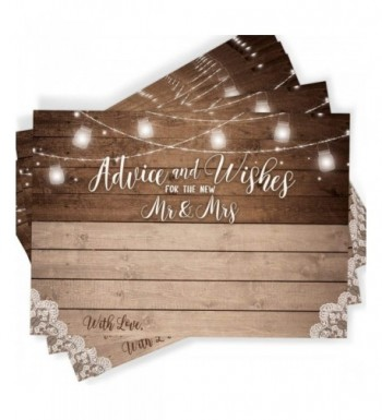 Printed Party Rustic Wedding Alternative