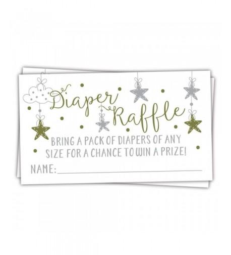 Twinkle Little Diaper Tickets Neutral