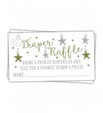 Twinkle Little Diaper Tickets Neutral