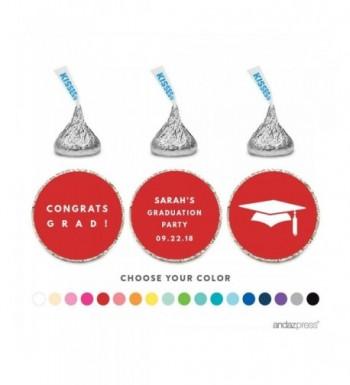 Andaz Press Personalized Chocolate Graduation x