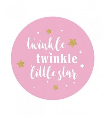 MAGJUCHE Twinkle Stickers Birthday Sticker