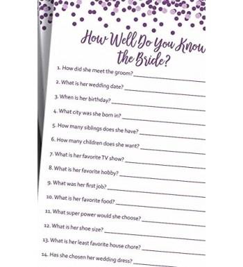Brands Bridal Shower Supplies Online