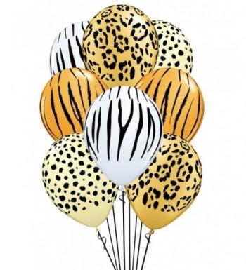 Qualatex Assortment Biodegradable Balloons 12 Units