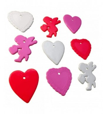 Balloon Weights Valentines Assortment RoHS Compliant
