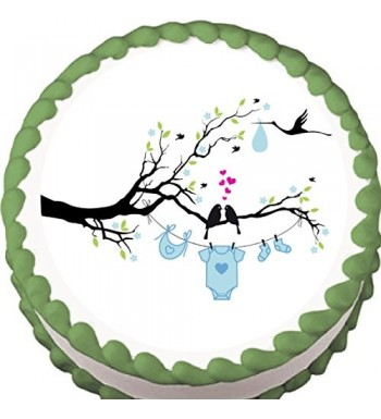 Cheap Baby Shower Cake Decorations Outlet