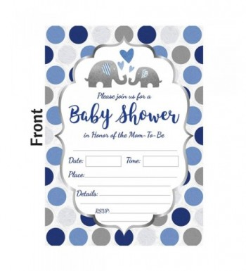 Discount Baby Shower Party Invitations