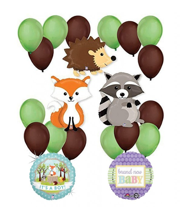 Woodland Critters Creatures Supplies Decorations