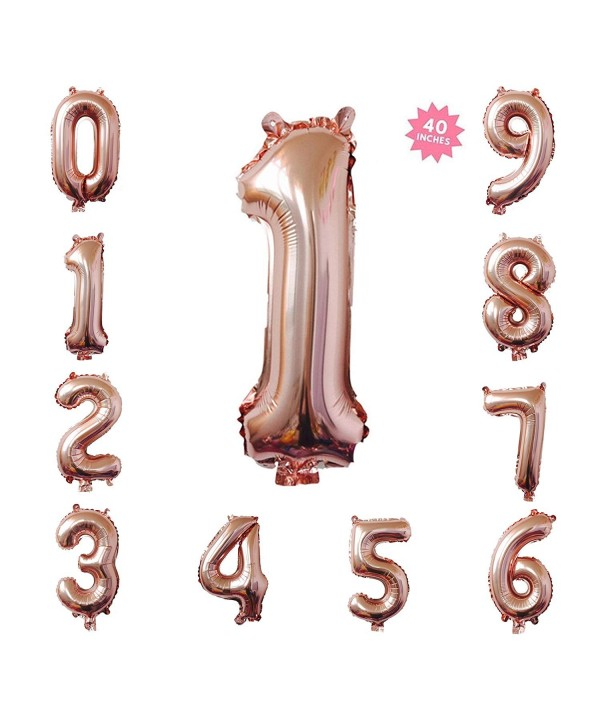 Digital Balloons Birthday Engagement Anniversary