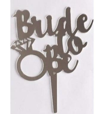 Silver Wedding Shower Engagement Decoration