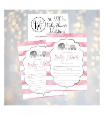 Latest Baby Shower Party Invitations