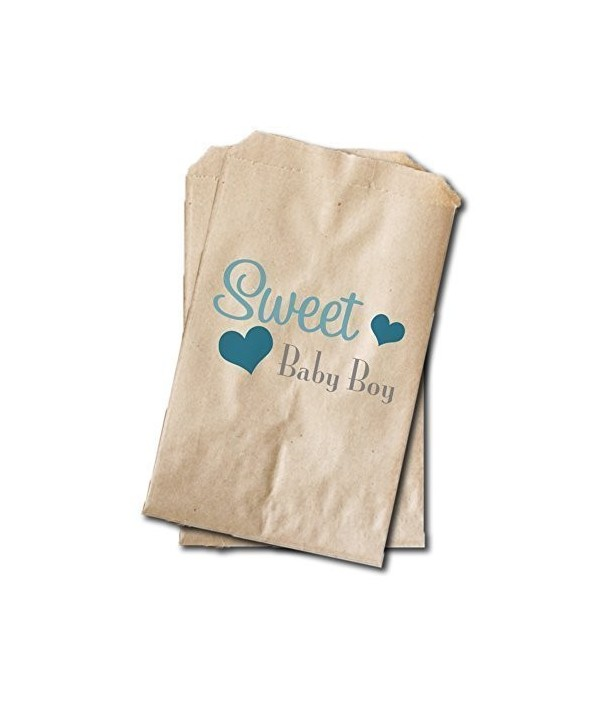Sweet Baby Boy Candy Bags