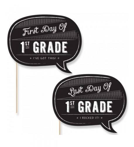 1st Grade First School Bubbles