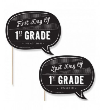 1st Grade First School Bubbles