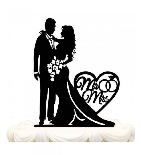 Topper Acrylic Wedding Funny Bride
