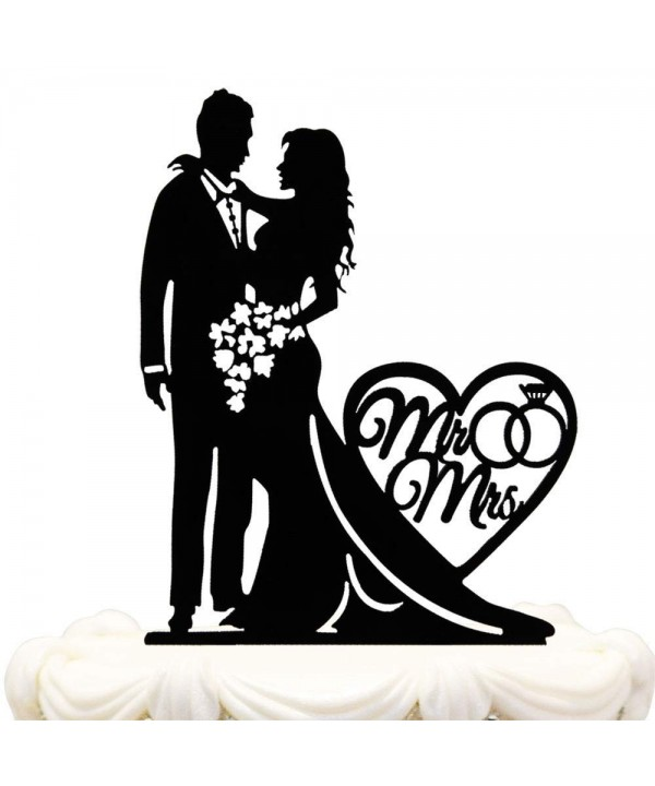 Topper Acrylic Wedding Funny Bride