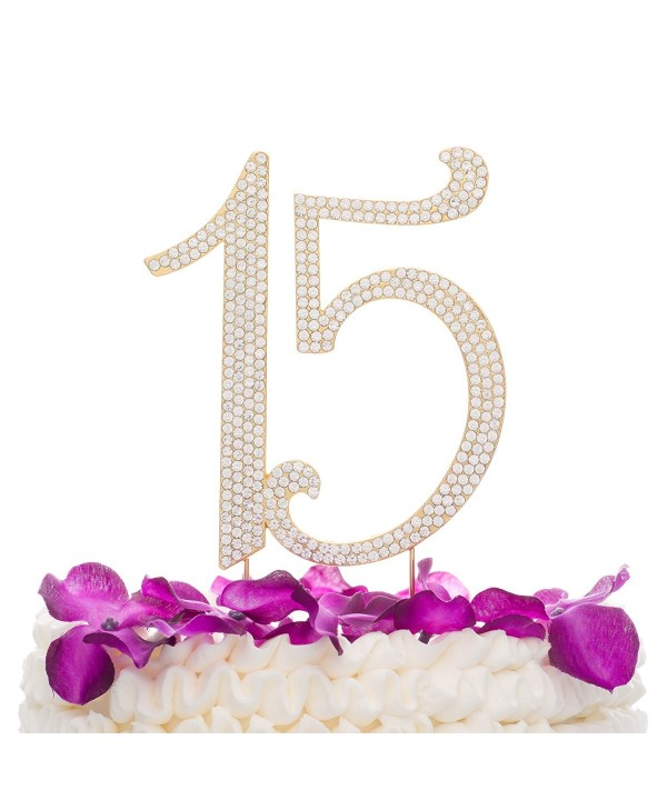 Ella Celebration Quincea era Rhinestone Decoration
