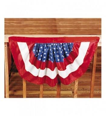 Patriotic Bunting American Banner Balcony