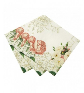 Talking Tables Vintage Napkins Anniversary