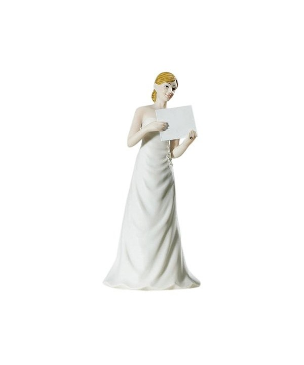 Weddingstar Read Sign Bride Figurine