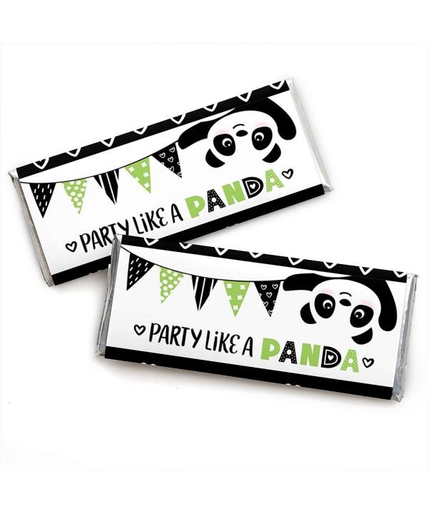 Party Like Panda Bear Birthday