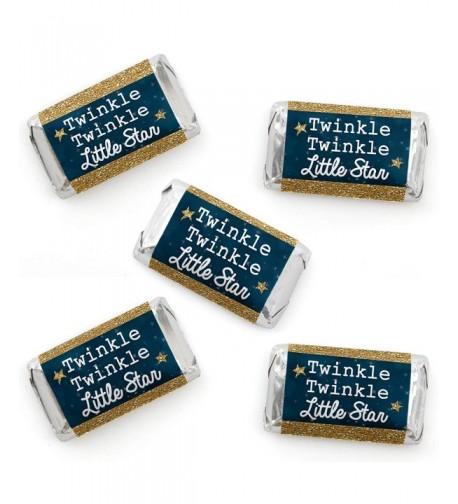 Twinkle Little Star Stickers Birthday