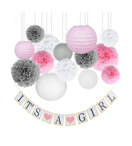 Baby Shower Decorations Girl Decorative